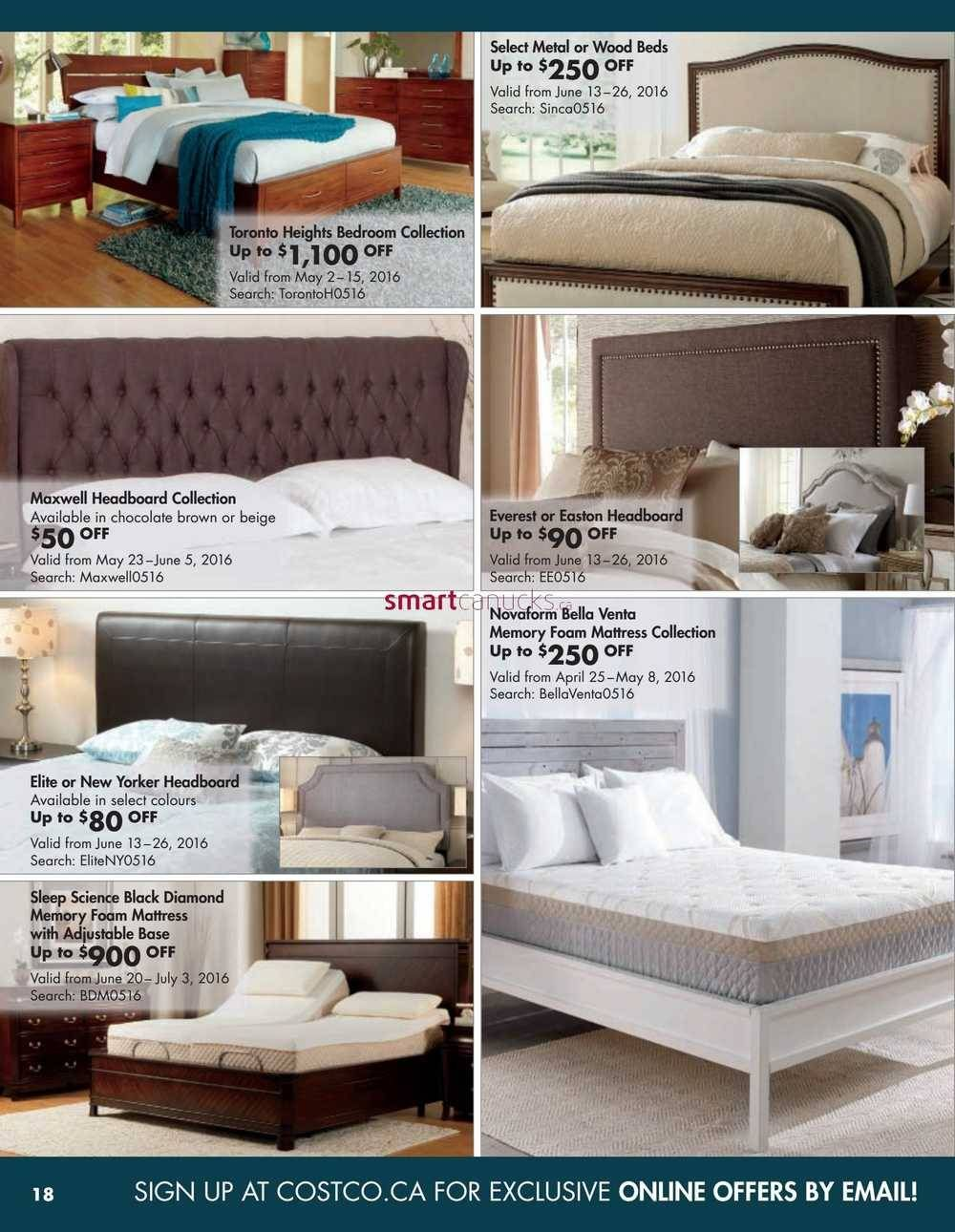 14 Awesome King Metal Bed Frame Costco Bedroom Ideas Inspiration
