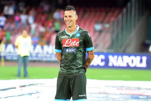 Napoli Launch Camouflage Away Kit For 2013 14 Season Napoli Football Kits Camouflage