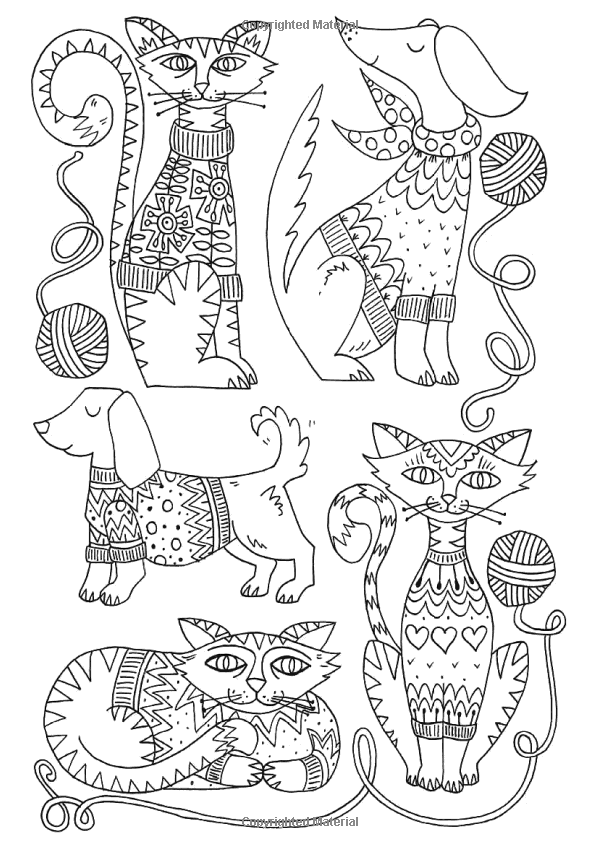 Beautiful Copycat Colouring Book Amazoncouk Cindy Wilde