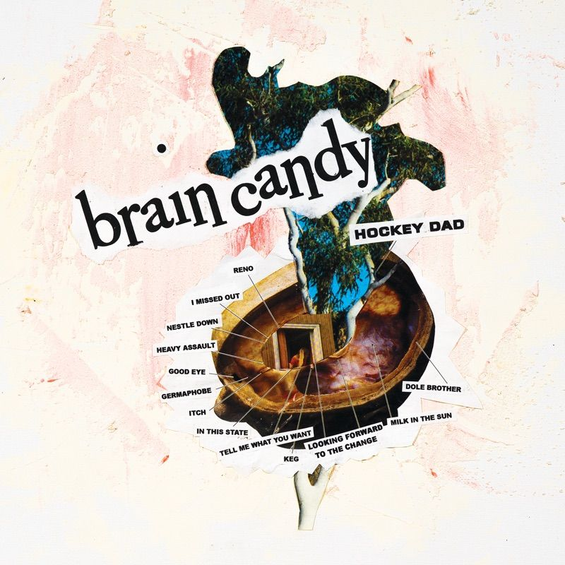 Hockey Dads Brain Candy Is A Perfect Treat For The Existential Sweet Tooth In 2020 Hockey Dad Death Cab For Cutie Pop Songs