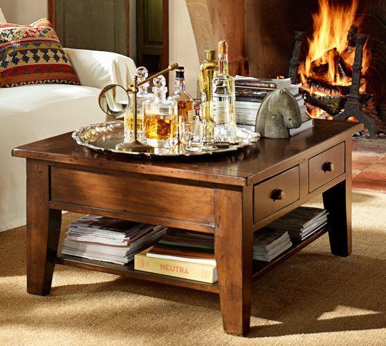 Camden Reclaimed Wood Coffee Table Reclaimed Wood Coffee