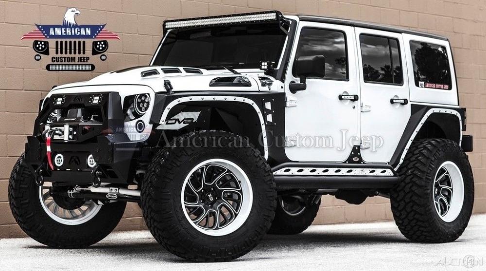 2018 Jeep Wrangler Custom Unlimited Sport Utility 4 Door For Sale In 2020