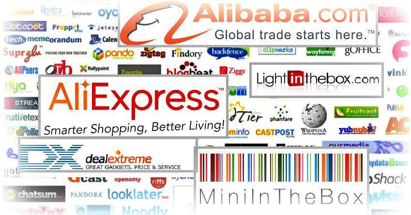 importera varor från kina