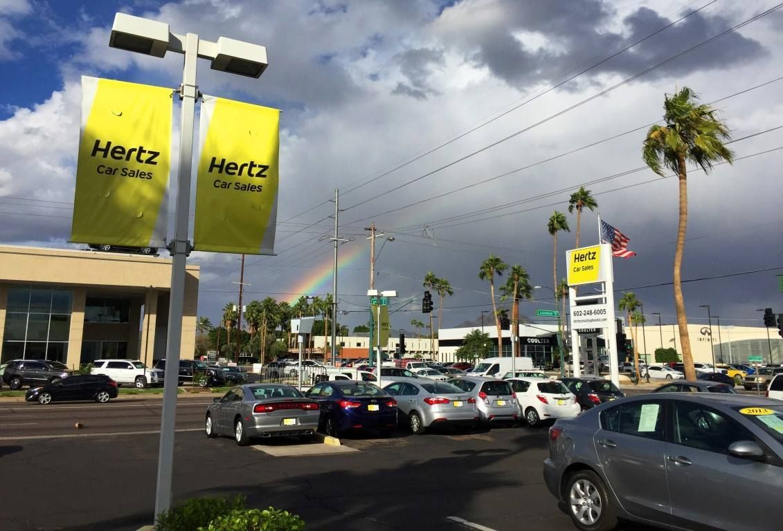 A Perfect Combination Hertz Inventory And Rainbow Hertz Car Sales Cars For Sale Car Rental