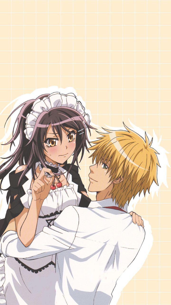 Anime: Maid-sama discovered by • Black Lynxt •