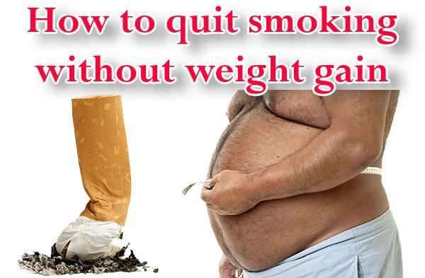How To Successfuly Quit Smoking And Prevent Weight Gain Diet