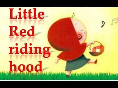 Fairy tale: Little red riding hood (with subtitles) - YouTube