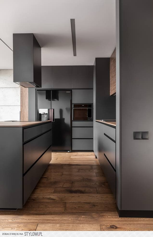 Pin de Stylowi.pl en Interiors | Pinterest | Cocina moderna, Moderno ...