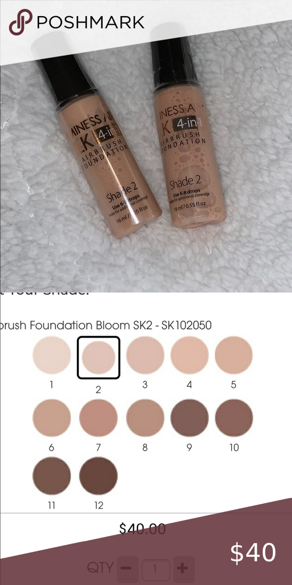 Luminess air silk airbrush foundation in 2020 (With images