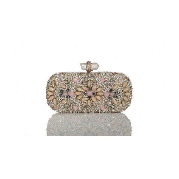 Marchesa   Handbags   Resort 2014 ❤ liked on Polyvore