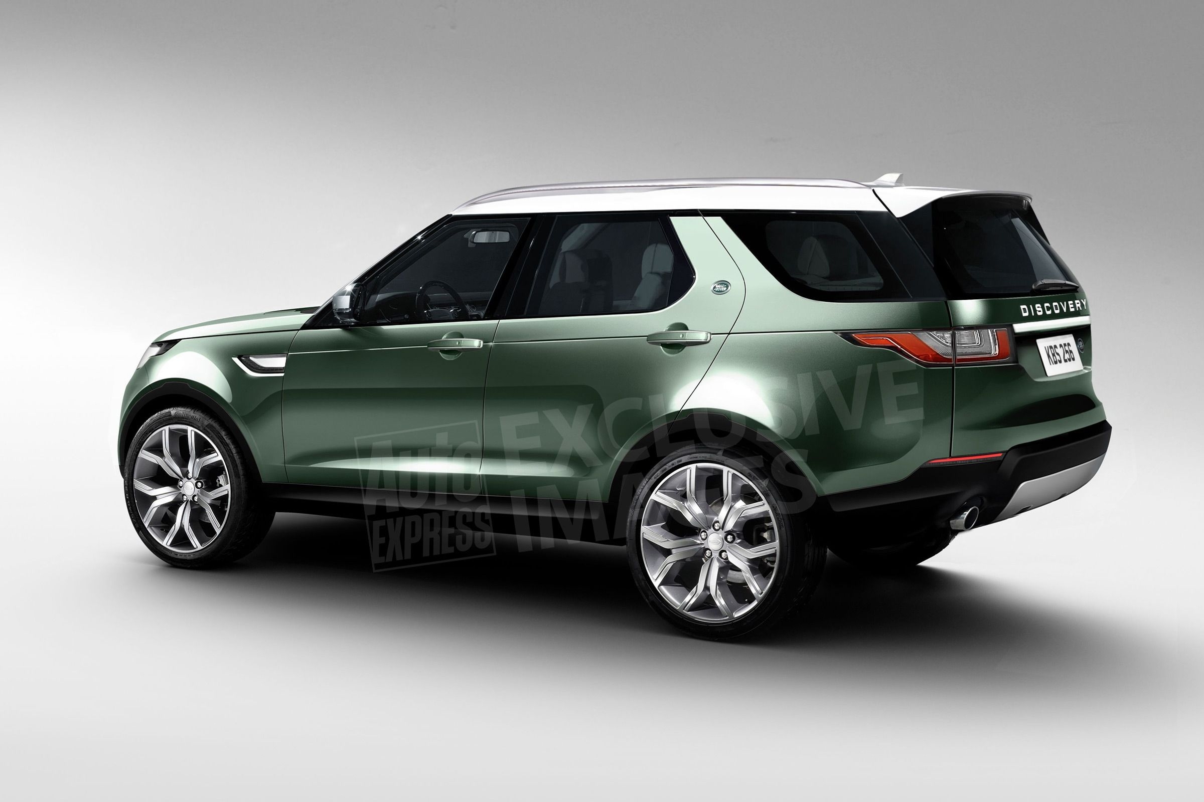 2018 discovery crawls into paris as land rover s most important new product in years land_rover land_rover_discovery sport ute cross pinterest