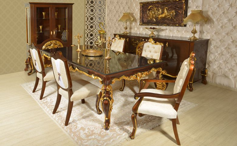 Clic Dining Rooms Turkey Ottoman Room Sets