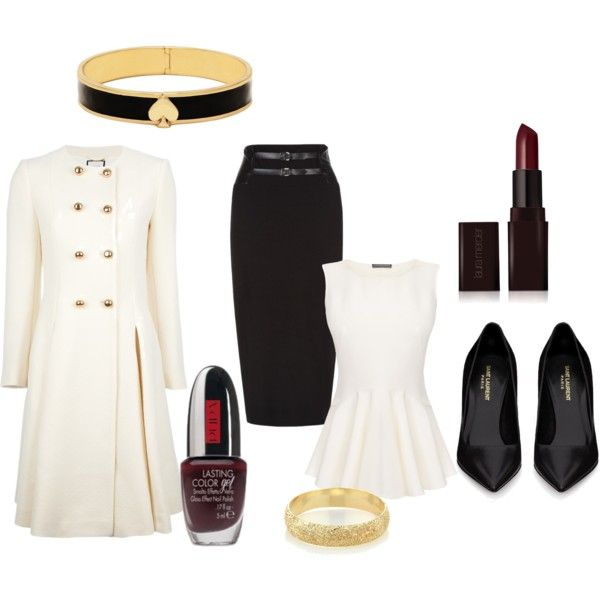 """""""Classic"""" by thebeautypoison on Polyvore"""