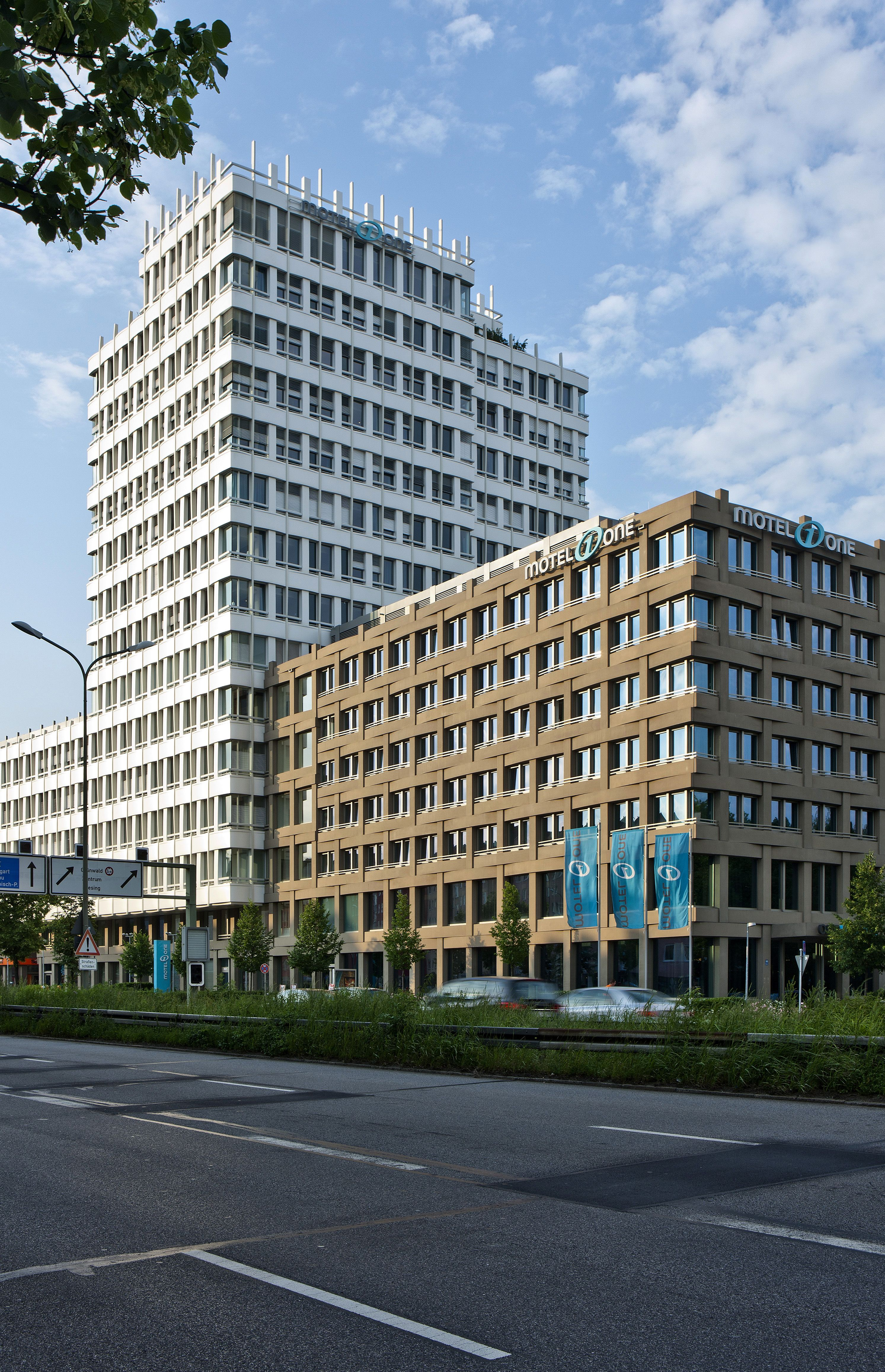 Hotel One Garching Hotel Munich Campus Motel One Motel One In Munich