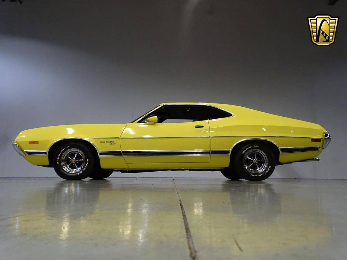 1972 Ford Gran Torino For Sale 2051928 Hemmings Motor News