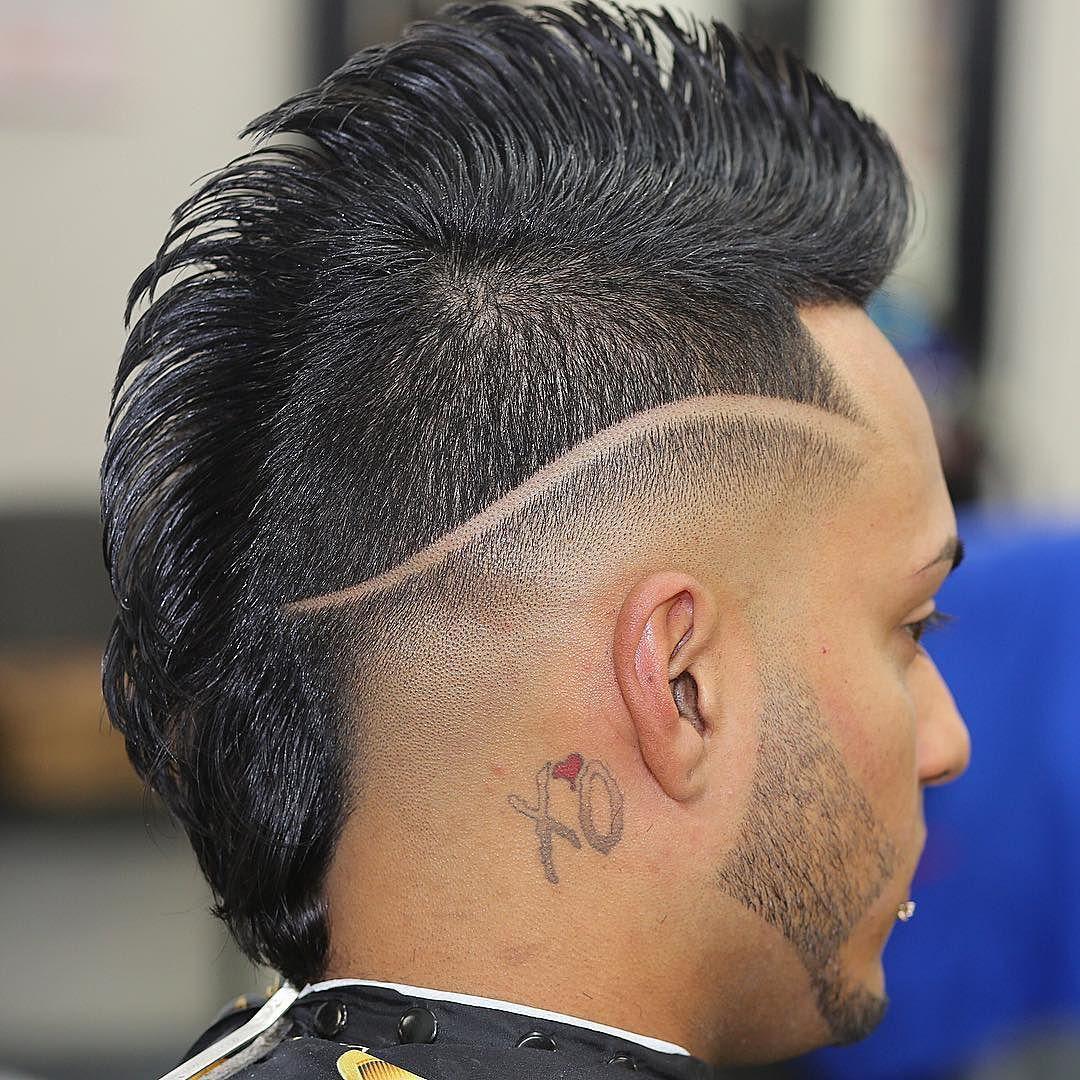 Mens haircut fade haircut by beboprbarber iftpyraj menshair