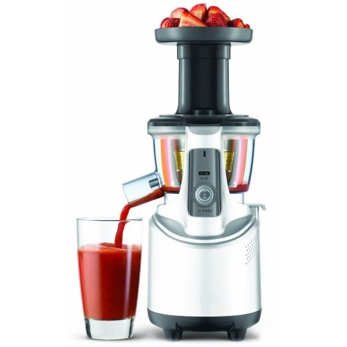 Juice Your Fruit And Vegetables Efficiently While Using This Juice Fountain Crush From Breville Fabricated Best Masticating Juicer Juicer Recipes Best Juicer