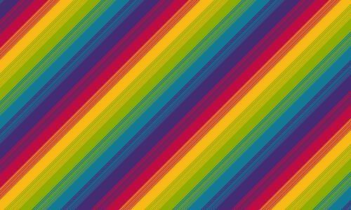 Amazing Rainbow Patterns - HowToWebDesign.org