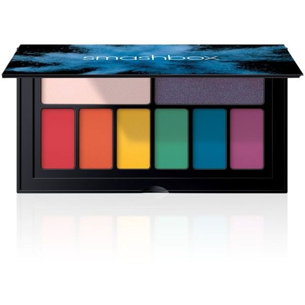 Smashbox Cover Shot Eye Palette- Bold (€27) ❤ liked on Polyvore featuring beauty products, makeup, eye makeup, eyeshadow, beauty, eyes, palette, bold, smashbox eyeshadow and smashbox