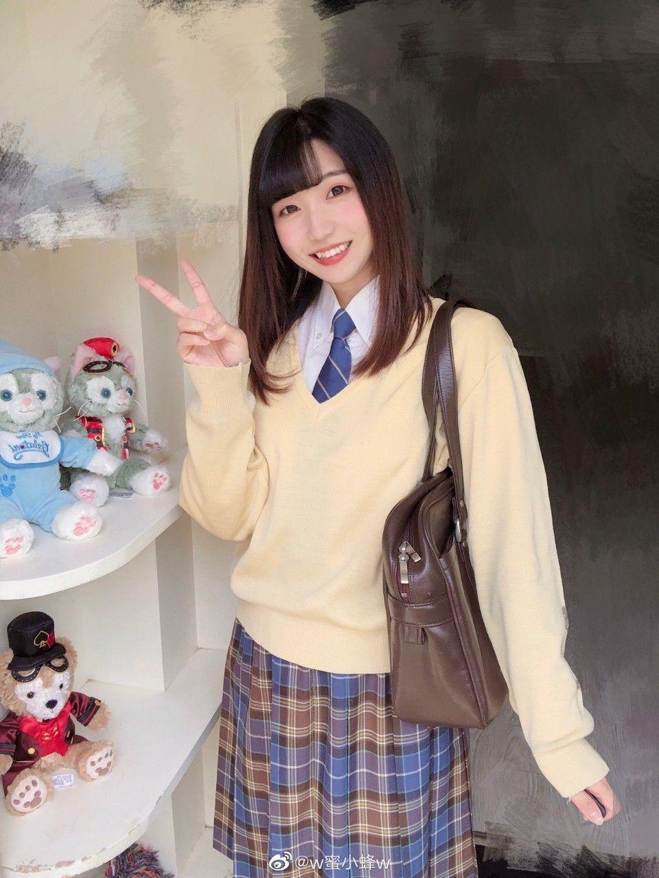 3701 | 制服貼圖 | Uniform Map 制服地圖 | 日本のファッション