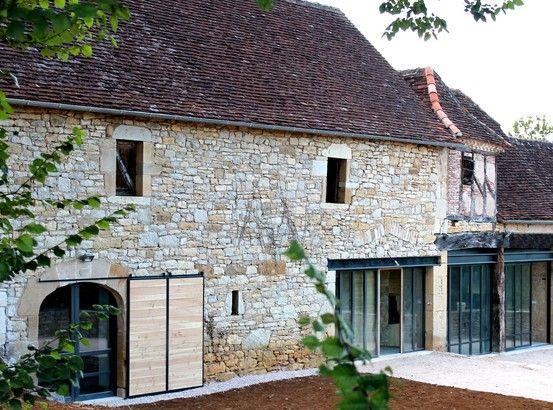 Rehabilitation D Une Grange En Maison D Habitation Lot 46 In 2019
