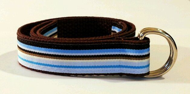 A great d-ring belt for toddler boys by Cute Beltz ...