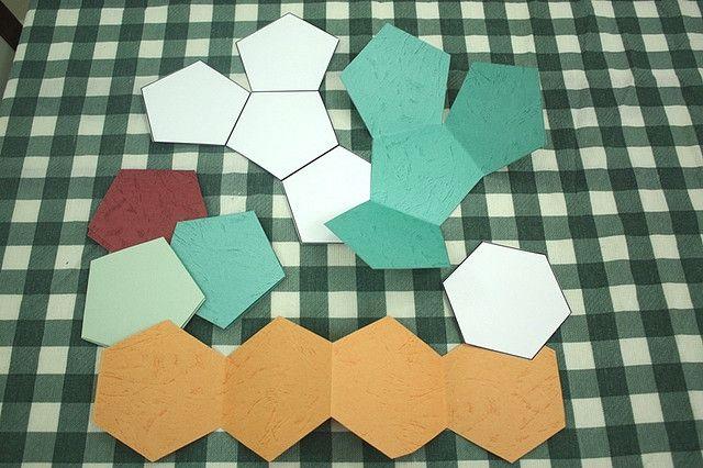 Hexagon Mini-Books