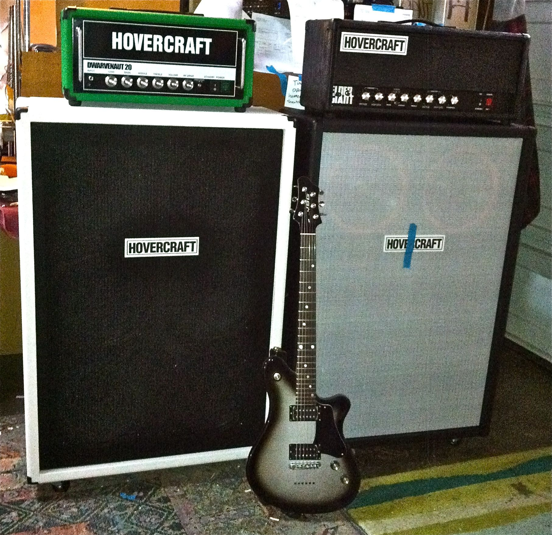 our new 6x12 made in USA speaker cabinets.. available now ...
