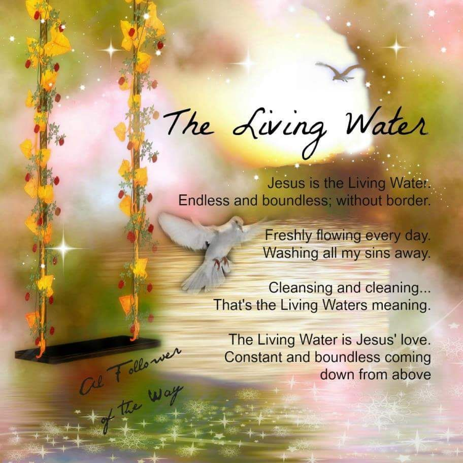 The living Water,