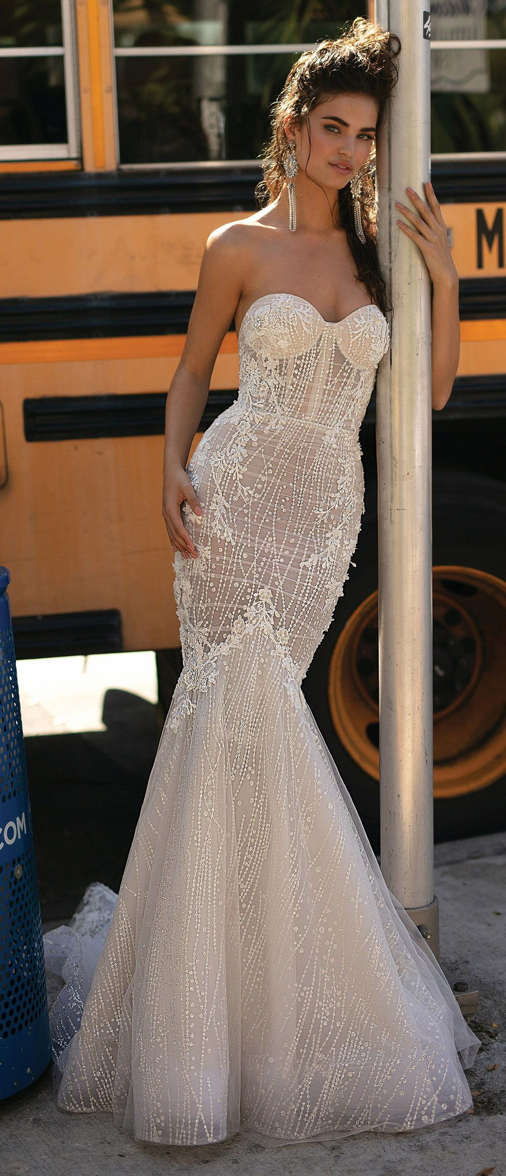 Pin En Wedding Dresses [ 2411 x 1037 Pixel ]