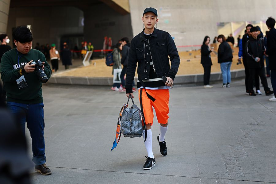 2015 F/W 서울 패션위크 스트릿 패션 NO.5 : 네이버 블로그