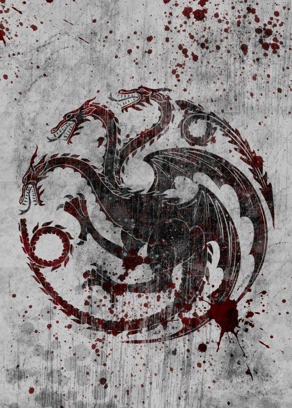 House Targaryen Game of Thrones