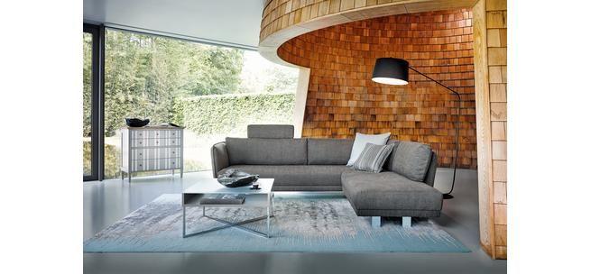 Teppich Noam aqua, Spitzhüttl Home Company, Online-Shop
