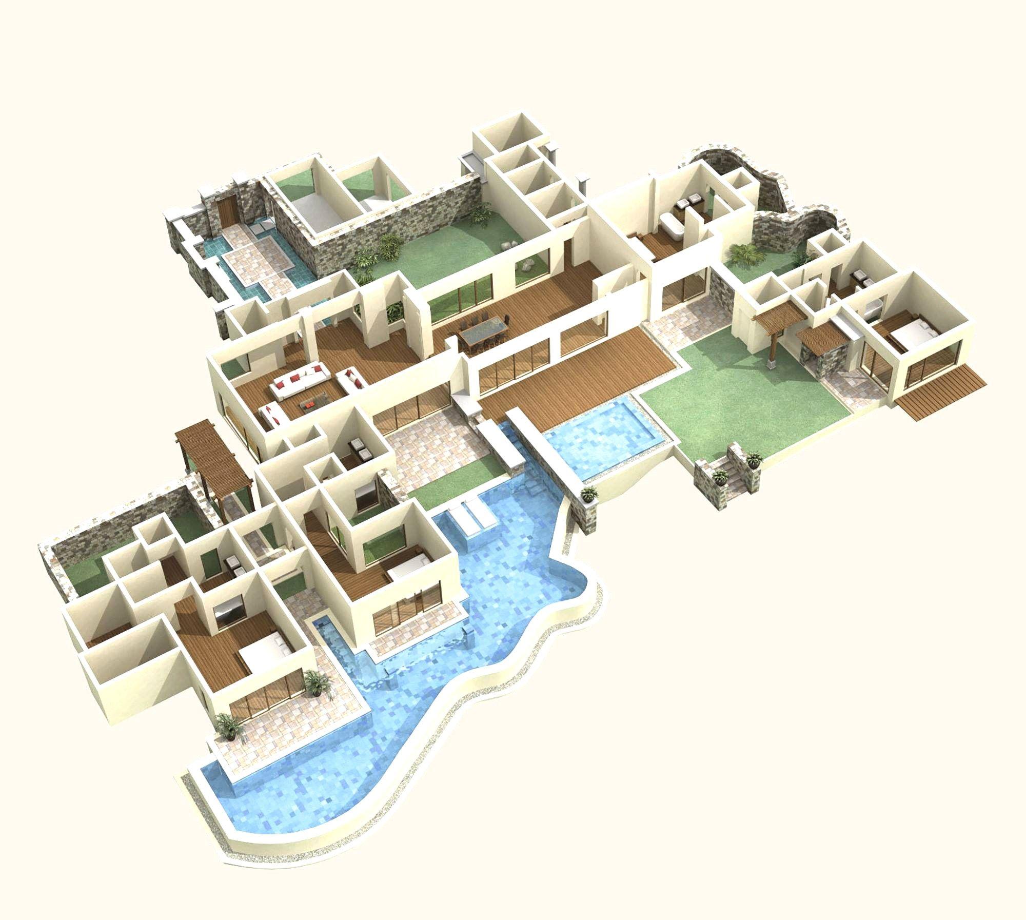 Plan De Maison A Etage 3d Kaigyo Bible Com Avec Plan De Maison A Etage 3d Best Plan Villa De Luxe Amazing House Design Fitamerica Of Plan De Maison A Etage 3d