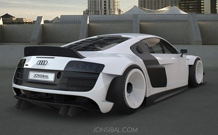 Wide body r8 600x371 at virtual tuning custom wide body audi r8 wide body r8 600x371 at virtual tuning custom wide body audi r8 publicscrutiny Images