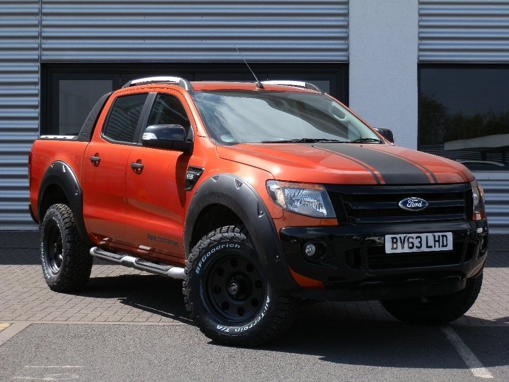 Ford Ranger And Other Pickup And 4x4 Wheels And Tyres 4x