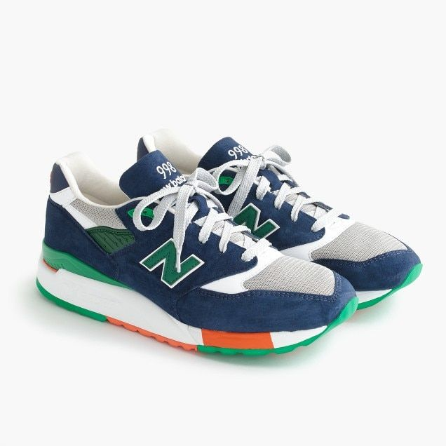 best sneakers 2e0cd 0fc8c New Balance® for J.Crew 998 Toucan sneakers | shoe game ...
