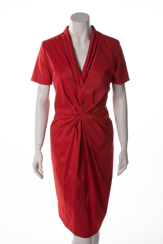 Vera Mont Shirtkleid Rot Stretch bei Mode Bösckens online ...
