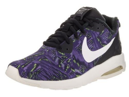 114c088e2d Nike Women's Air Max Motion Lw Print Dark Purple Dust/Sail/Black Running  Shoe 7 Women US, Size: 7 B(M) US