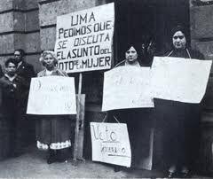 Adelina Zendejas Gómez  coordinó a varias instituciones con motivo del Año Internacional de la Mujer en 1975. Fue fundadora del Frente Único Pro Derechos de la Mujer.
