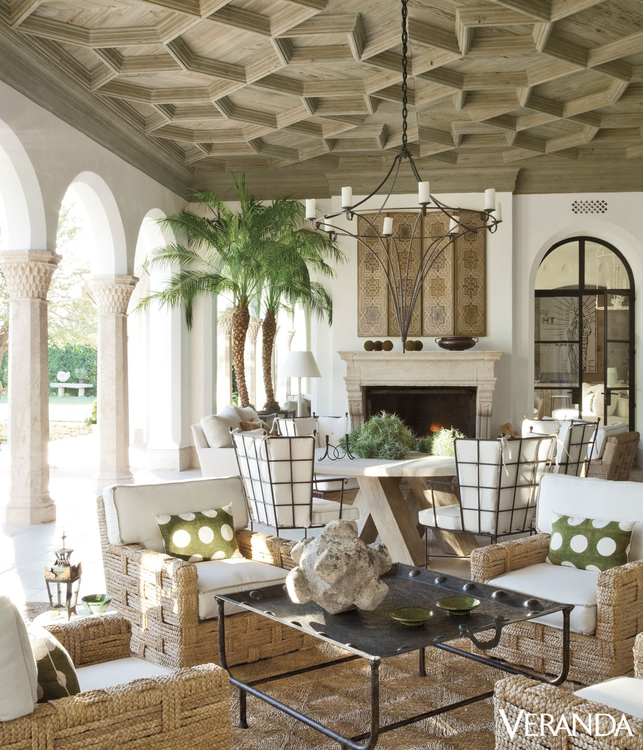 18 Favorite Outdoor Rooms: 14 Inspiring One-of-a-Kind Ceilings