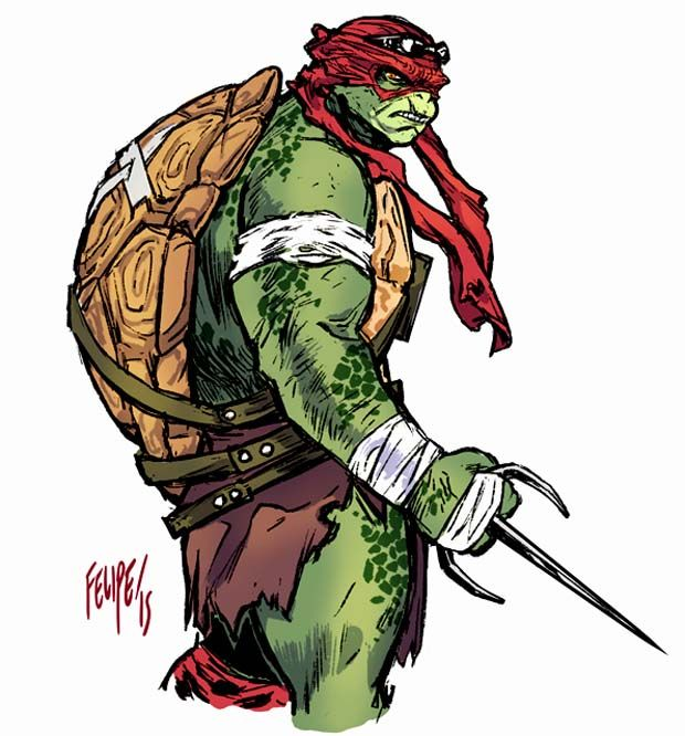 Pictures Of Raphael From Ninja Turtles
