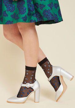 Sheer Joy Socks
