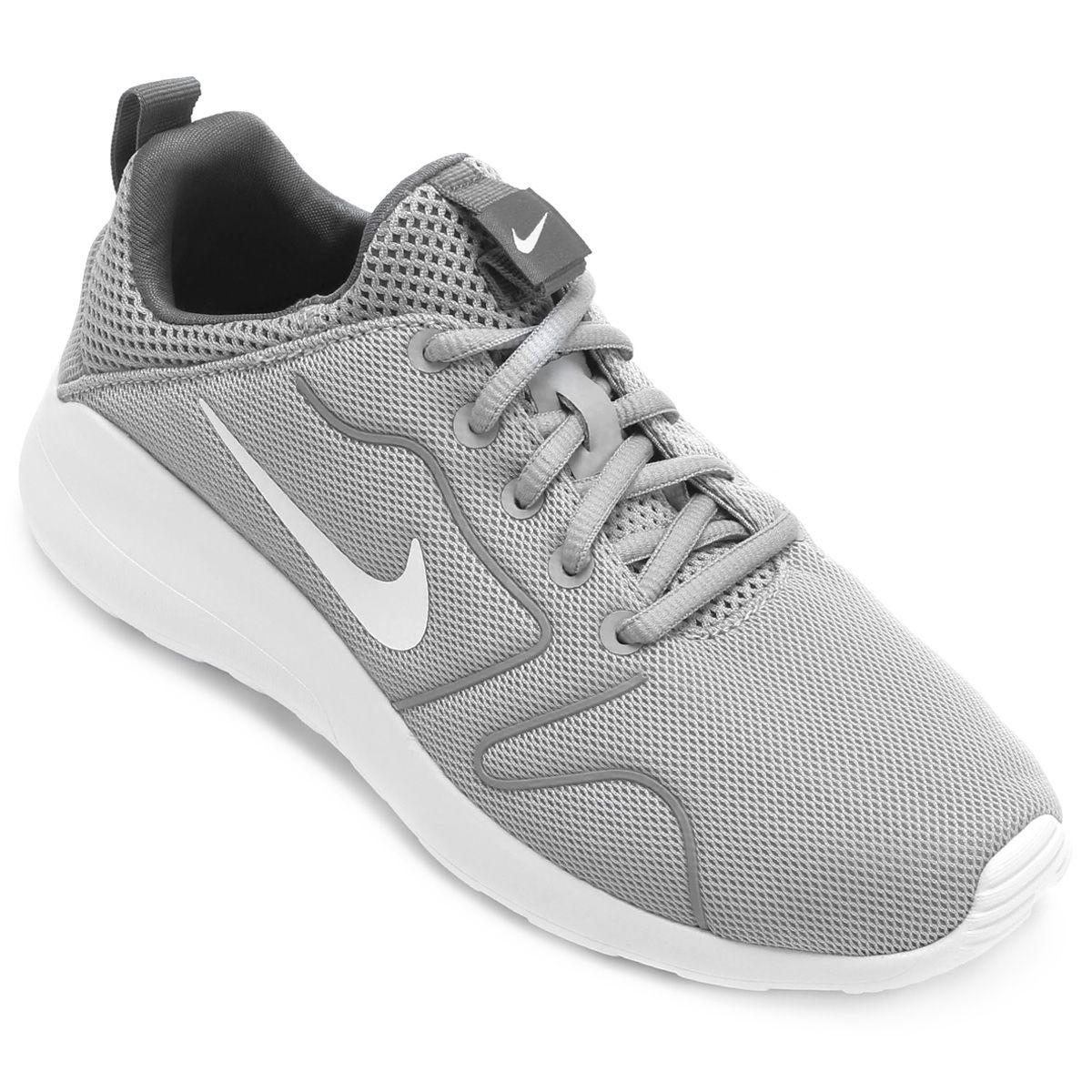 e209046fb Tênis Nike Kaishi 2.0 Preto e Branco