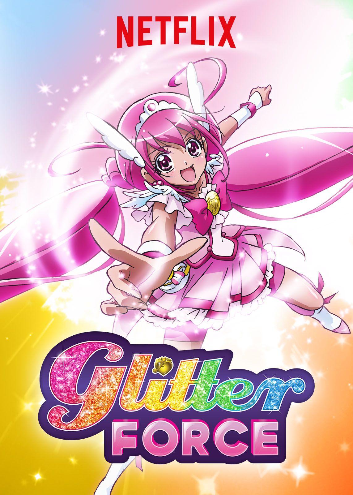 GlitterForce.jpg (1142×1600) Glitter force, Glitter