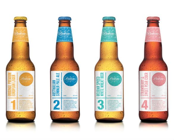 25 Product Label Design Inspiration is part of Beer bottle design, Craft beer packaging, Beer packaging, Beer, Brewery design, Beer label design - A good product label should attract customers, communicate a message, and represent