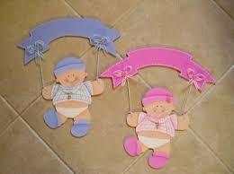Resultado De Imagen Para Adornos Para Bebes Recien Nacidos