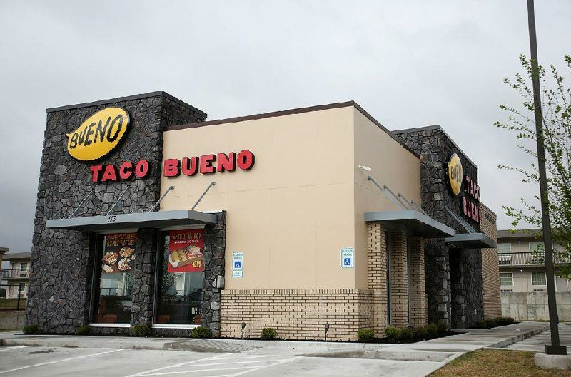 Firm buys taco bueno property in north little rock for 1