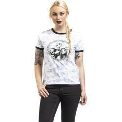 Vans Jack And Sally T Shirt Vansvans In 2020 T Shirts For Women Blazer Fashion Women