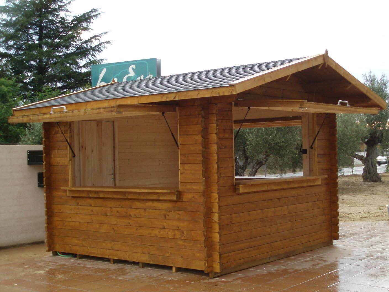 kiosco de madera oficina buscar con google kiosko
